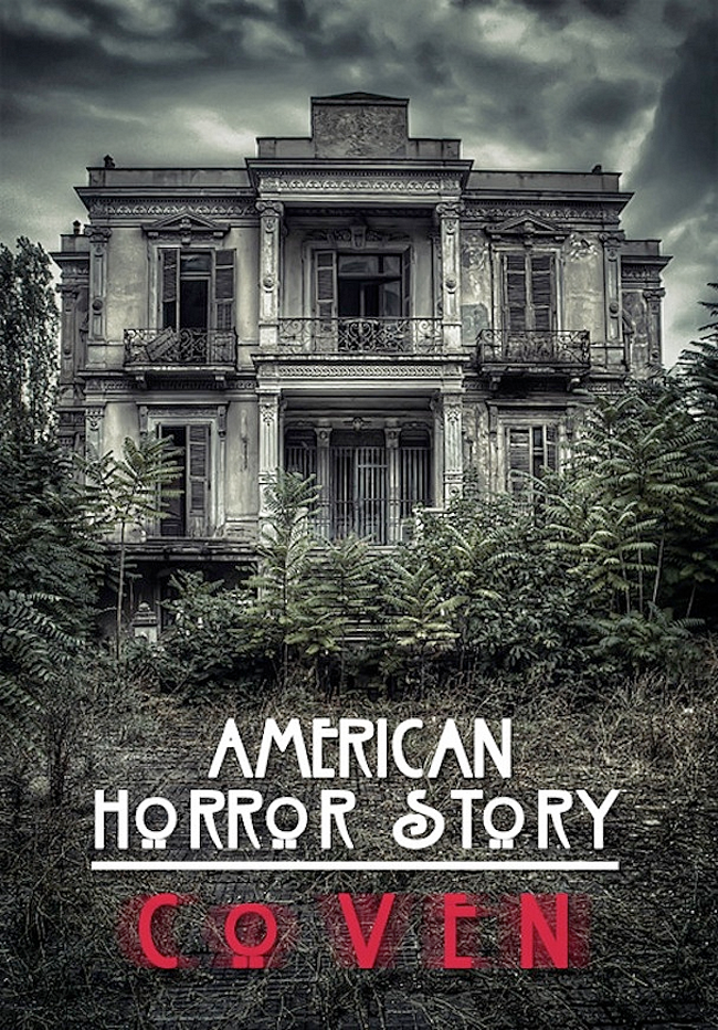 Poster of American Series 'American Horror Story'