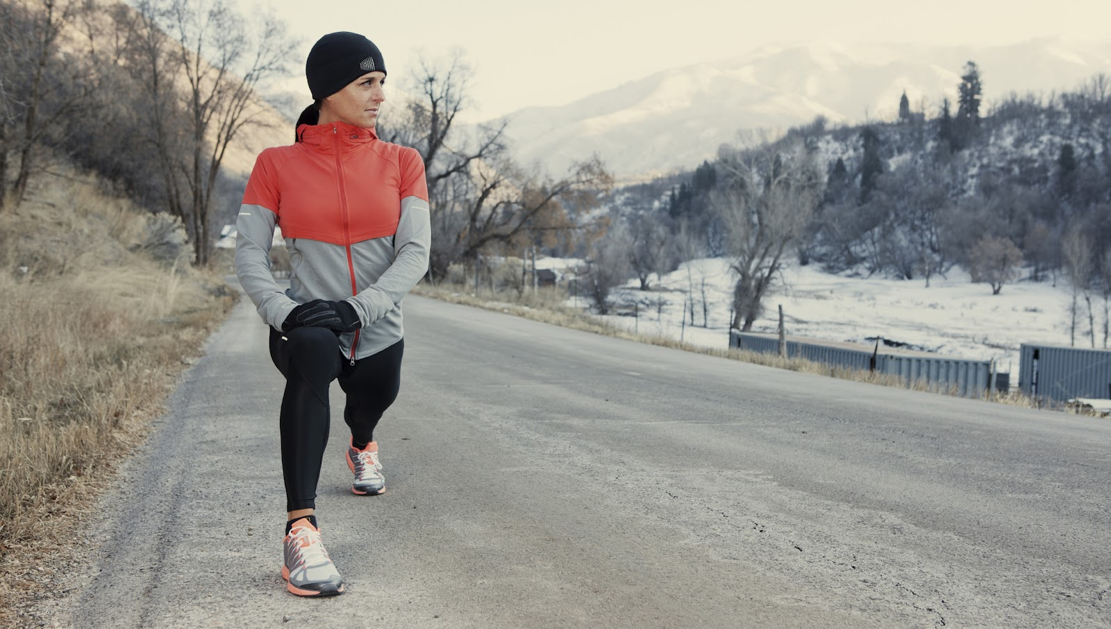 Tips and tricks for running in winter