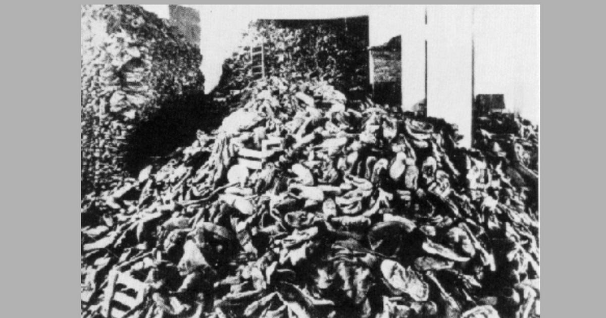 Was Ist Der Holocaust