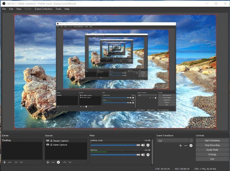 OBS Studio for PC Windows 10 – Download Latest Version 2020