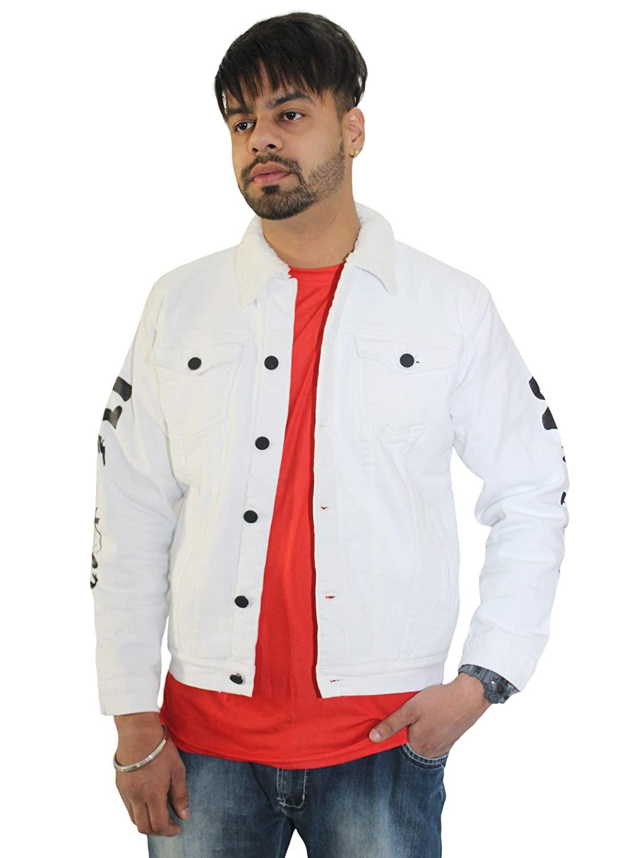 Matelco Denim Jacket For Men