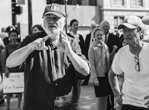 Rob Reiner, LBJ, Film