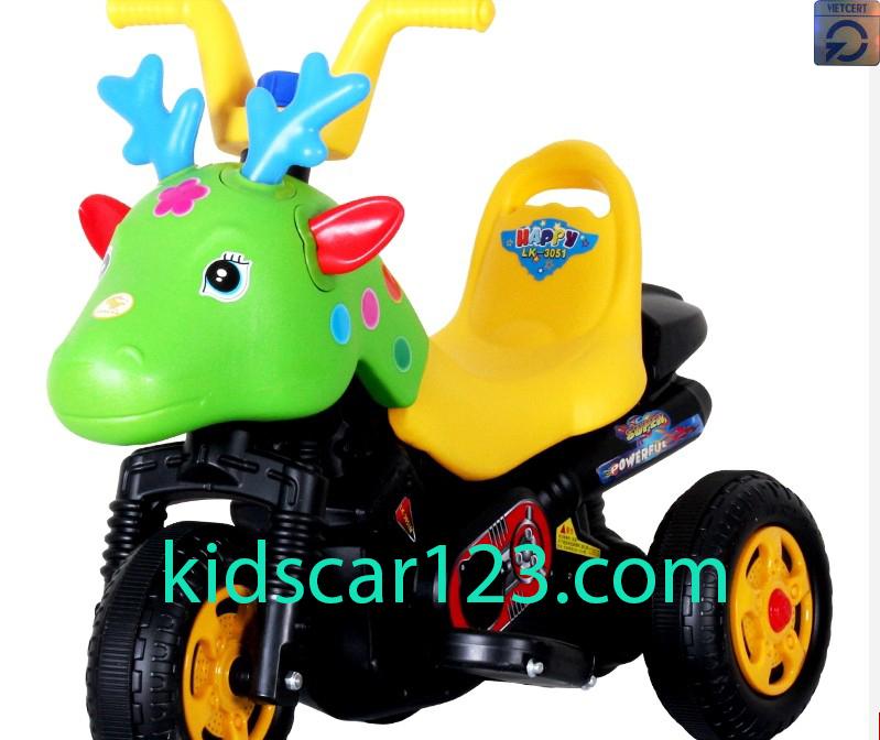 Còn gì tuyệt với hơn khi bạn chọn một chiếc xe mô tô dành cho trẻ em