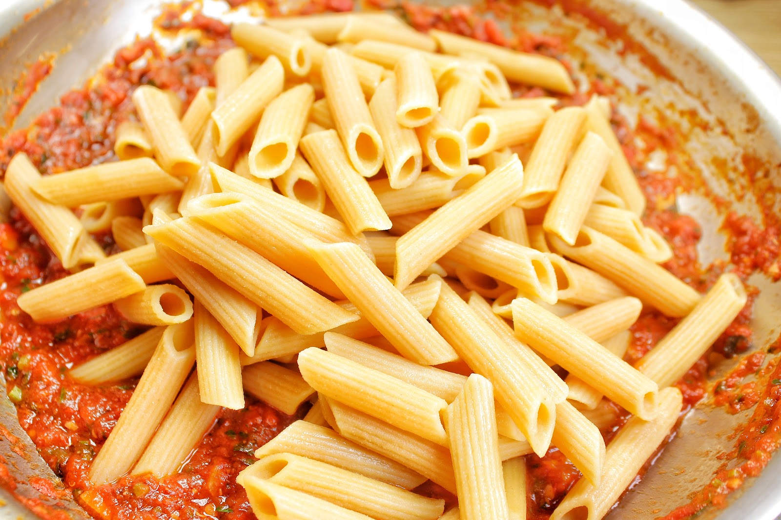 Arrabbiata Sauce Angry Pasta My Body My Kitchen Explore Cuisine Sauce & Penne