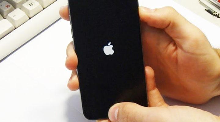 Hàng loại iPhone X mất nguồn  đột ngột không rõ nguyên nhân
