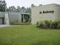 Crematorium De Boskamp in Assen