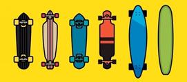 Longboard Shapes