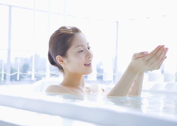 Tắm buổi sáng đem lại cho bạn cảm giác thoải mái