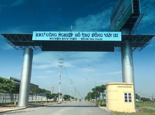 Tổng quan khu công nghiệp 3 Đồng Văn