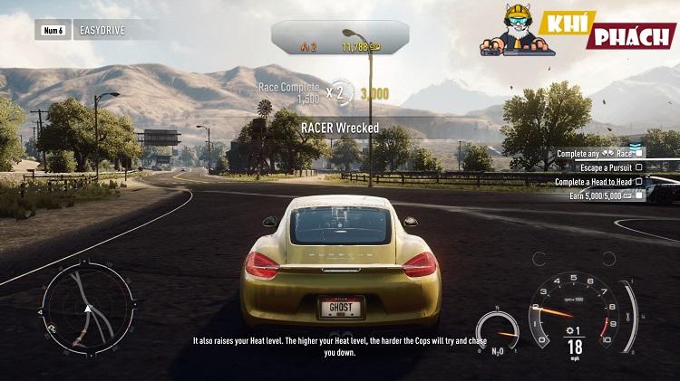 Chiến Game Need For Speed Rivals full cùng Khí Phách nào!!
