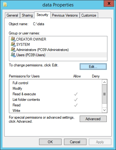 NTFS Permission 04