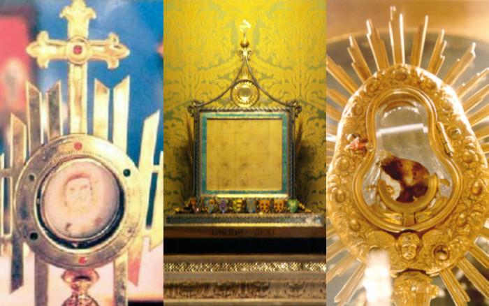 5 Phép lạ Mình Thánh Khác thường còn để lại Dấu chứng rõ ràng (với hình ảnh!)