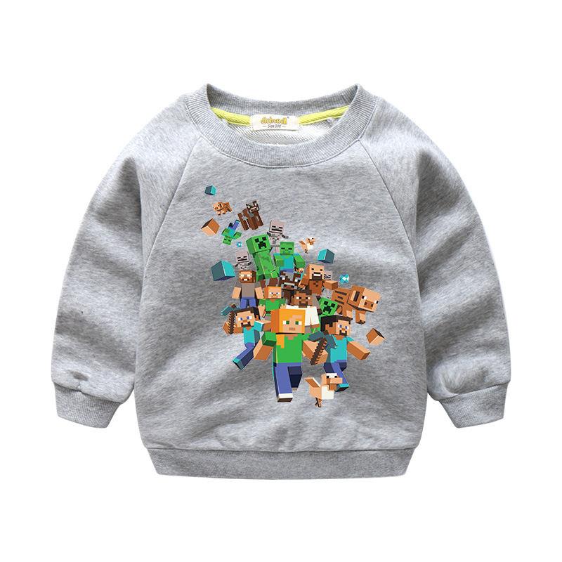 Bluza chłopięca Minecraft