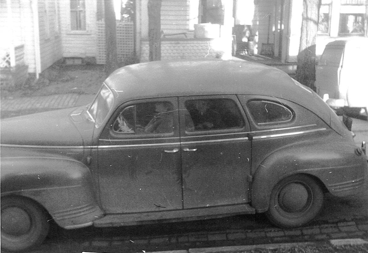 wrye comments cars in my life 1942 plymouth deluxe sedan