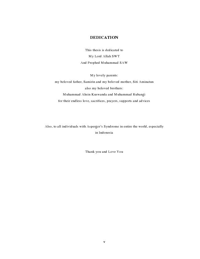 contoh thesis psycholinguistics