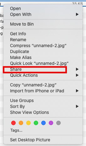 """Find the """"Share"""" line"""