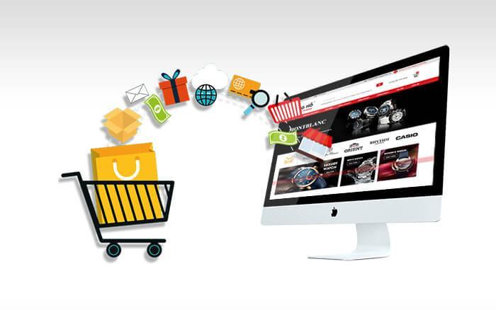 Một trang web chuyên nghiệp sẽ kích thích hoạt động mua bán