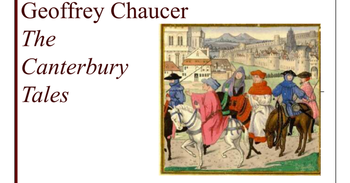 attitudes toward marriage in chaucers the canterbury tales Love and marriage in the canterbury tales  the nature of love and marriage is presented several ways in geoffrey chaucer's the canterbury tales.
