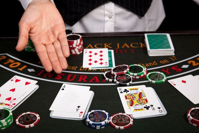 Black Jack - Game đánh bài đổi tiền thật #1