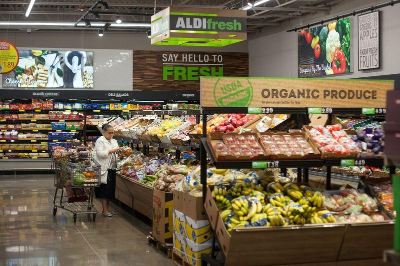 Image result for Aldi and Lidl new stores
