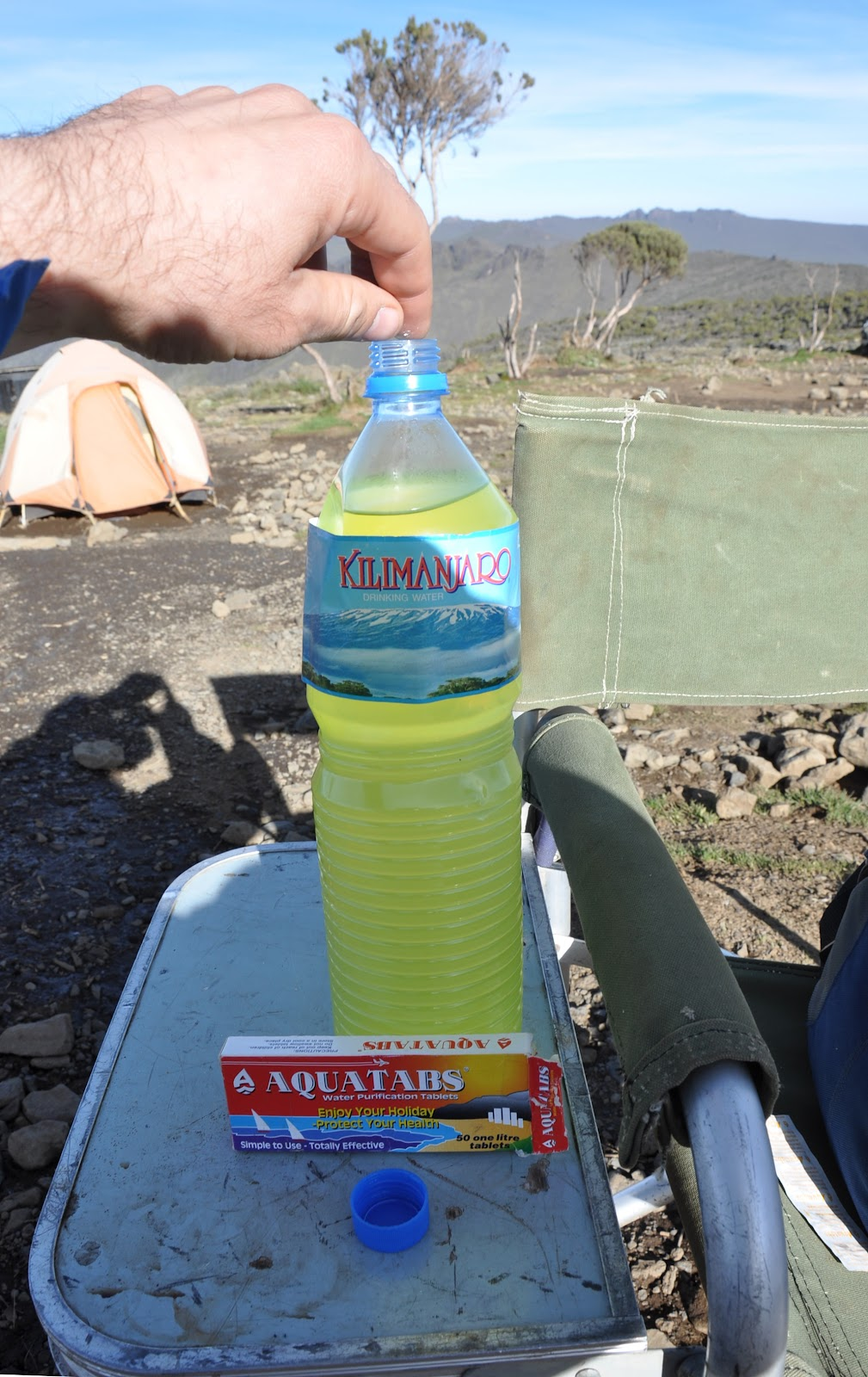 How to safely find and drink water in the wild 10