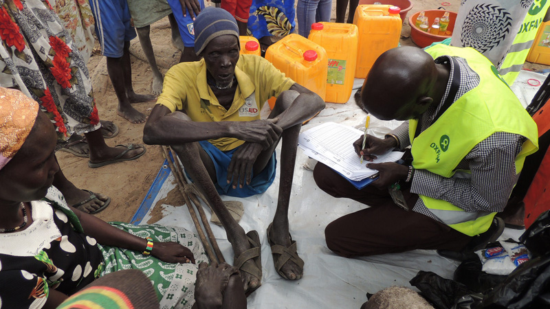 Congress backs famine relief, calls for political pressure on South Sudan