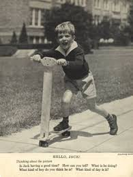 Image result for scooter olden day kid