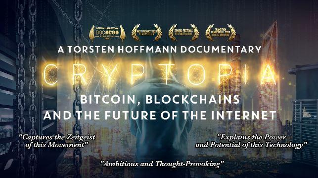 L'affiche du film Cryptopia