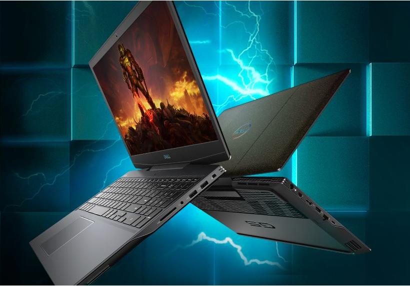 Dell G5 5500 i5 | Dell G5 5500 Core i5-10300H Ram 8GB SSD 512GBGTX 1650Ti 4G