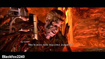 resident evil 5 wesker fight guide