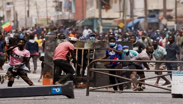 Masseprotester Senegal 2021 6