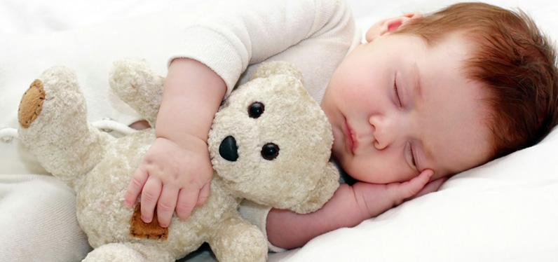 sleep training tips for babies