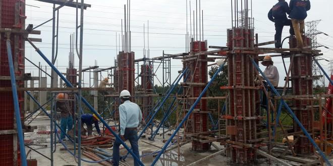 Thi công xây dựng các công trình tại Bình Dương