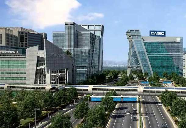 「gurgaon cyber city」の画像検索結果