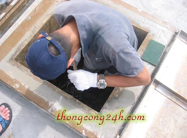 Hãy đến với thongcong24h.com để được tư vấn về dịch vụ thông cống tại An Bình