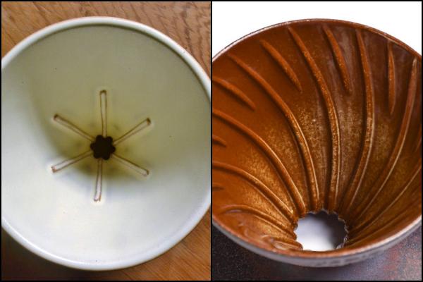 濾杯-短肋濾杯vs長短肋濾杯