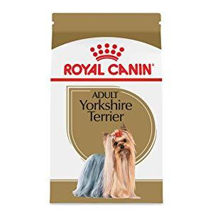 Royal Canin Yorkshire Terrier Breed Health Nutrition Adult Dry Dog Food