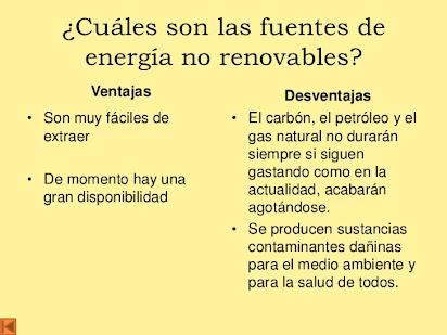 Energías Renovables Y No Renovables Grupo 4