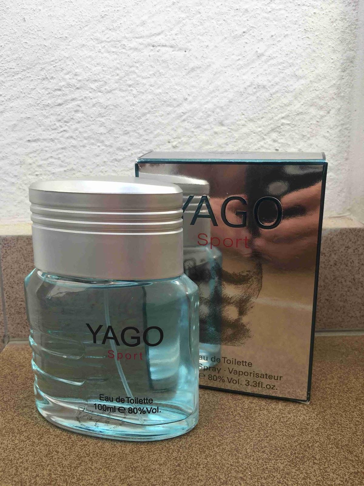 Lilite.cz - Pánský parfém Raphael Rosalee Yagoo Sport