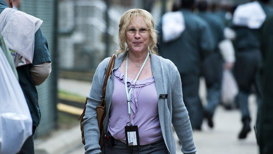 patricia arquette escape at dannemora