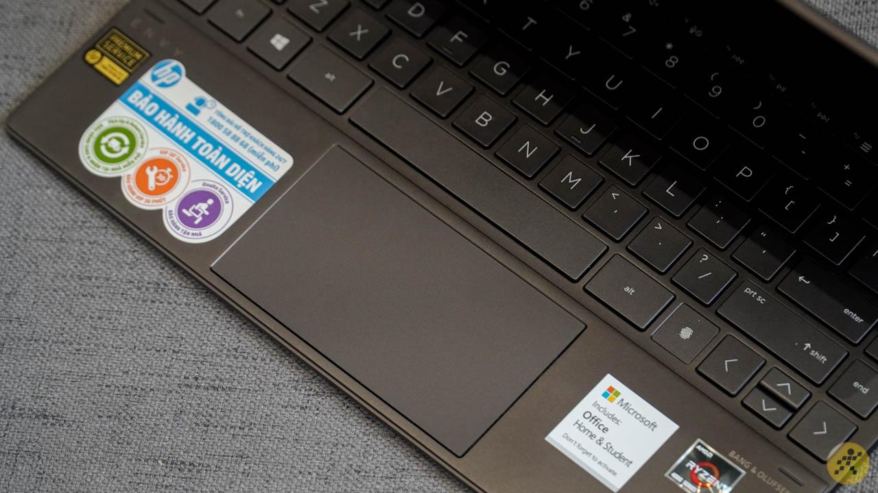 Bàn di chuột của HP X360 13
