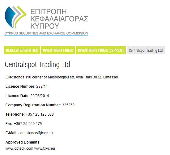 Opteck: обзор и отзывы клиентов о проверенном европейском брокере
