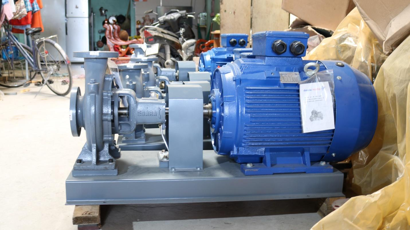 máy bơm ly tâm trục ngang TECO chính hãng | by Máy Bơm Nước Công Nghiệp |  Medium