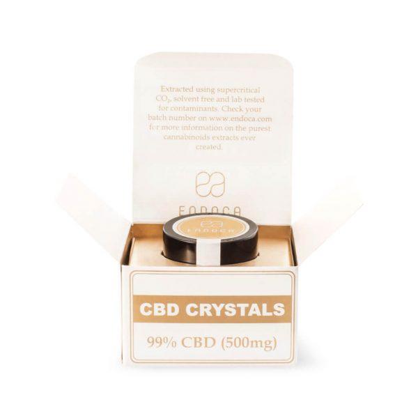 Endoca CBD Crystals