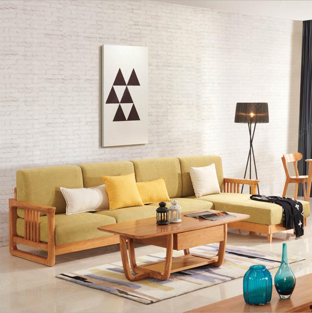 Sofa phòng khách giá rẻ phù hợp với mọi căn hộ gia đình