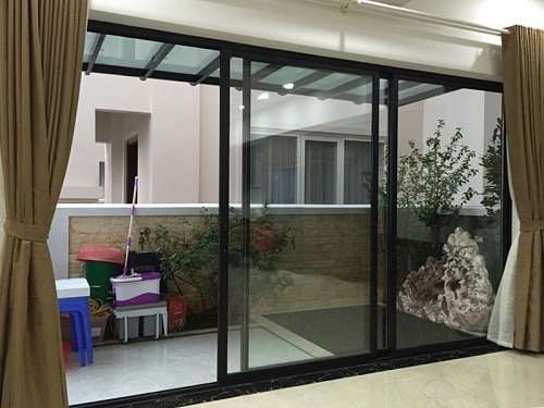 Cửa nhôm Xingfa sử dụng công nghệ hiện đại và tiên tiến