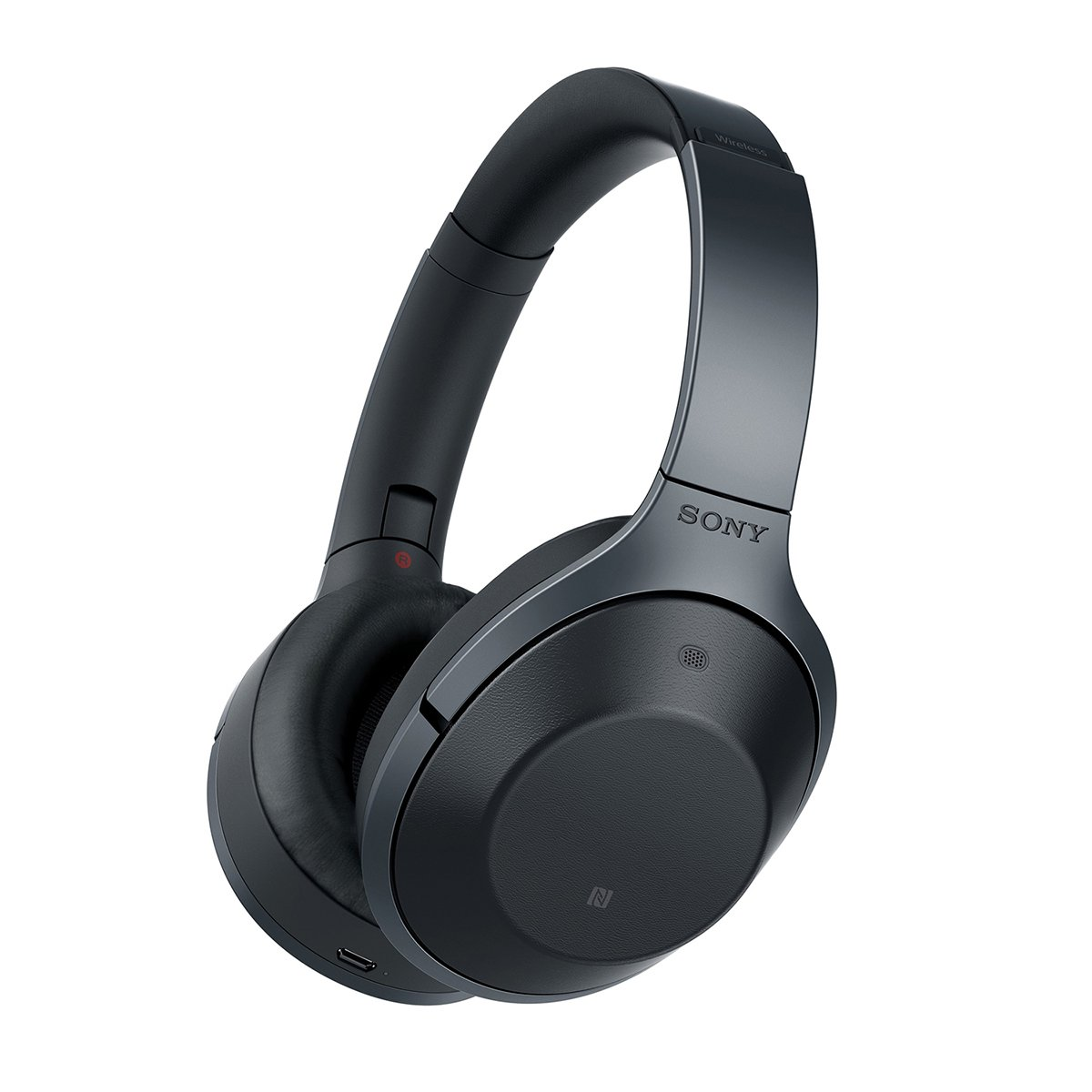 Sony MDR-1000X Wireless Noise Canceling Headphones