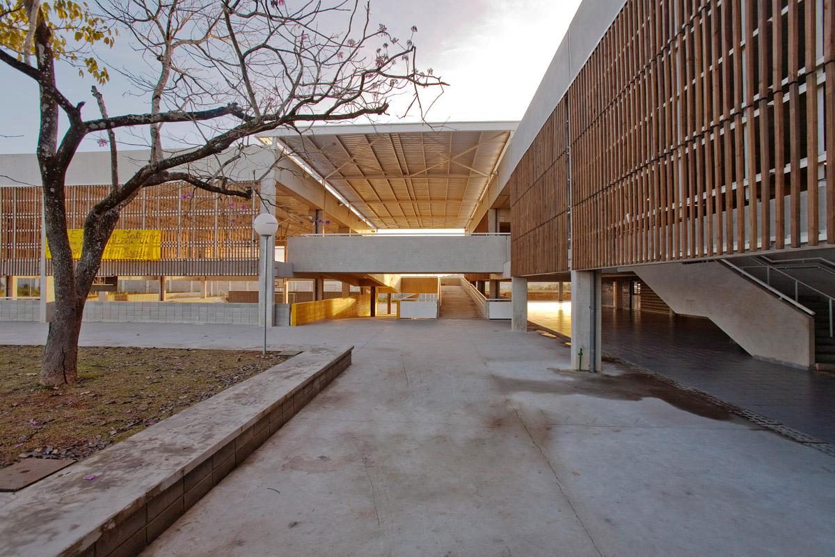 A Escola Votorantim é exemplo de projeto para espaços públicos acessíveis. (Fonte: Grupo SP/Reprodução)