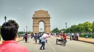 Free stock photo of delhi, gate, India Gate