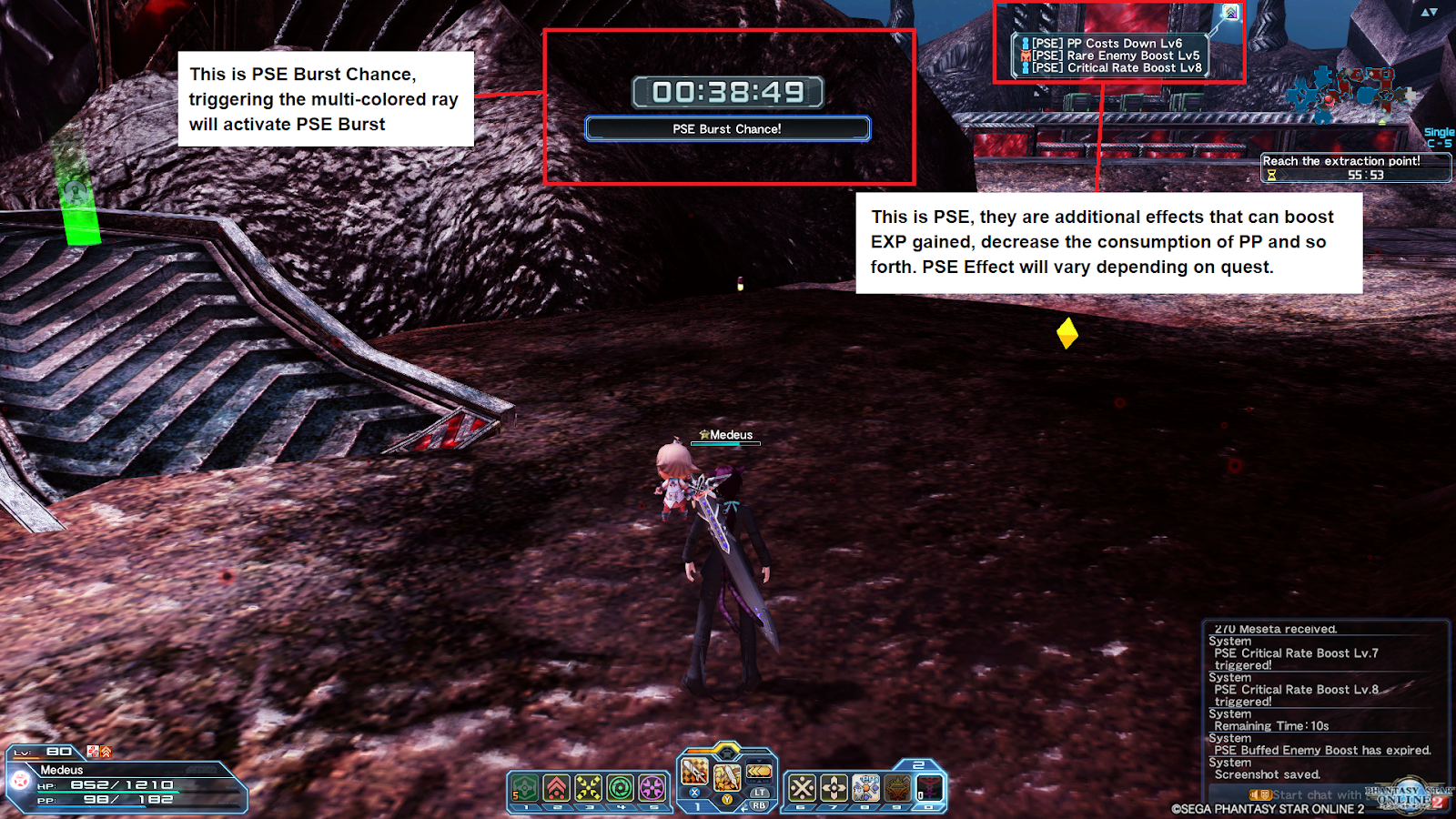 Phantasy Star Online 2 - Beginner's Guide 89